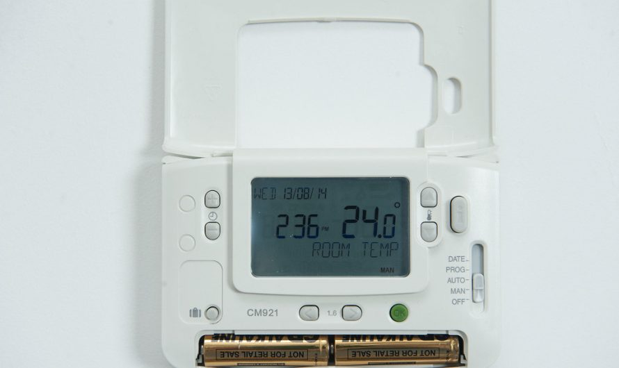 Honeywell termostato Características y funciones