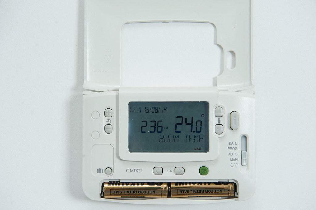 Honeywell termostato