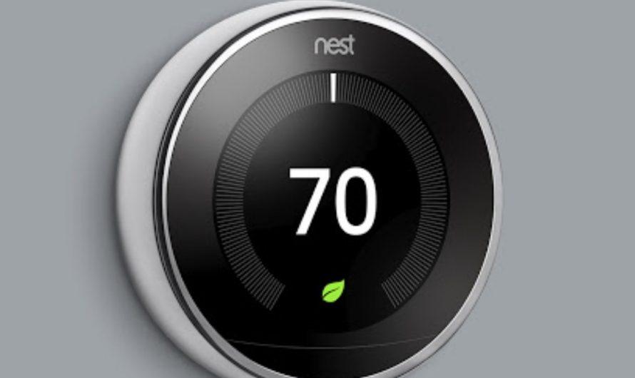 Termostato Nest: ¿Por qué elegirlo?