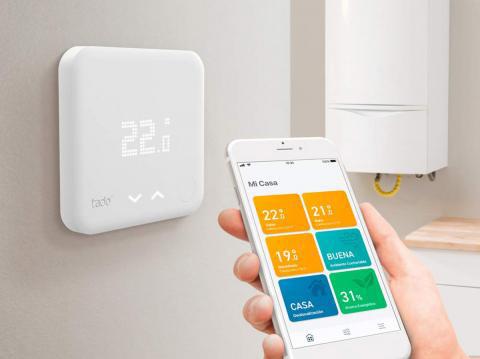 comprar termostato wifi para calderas