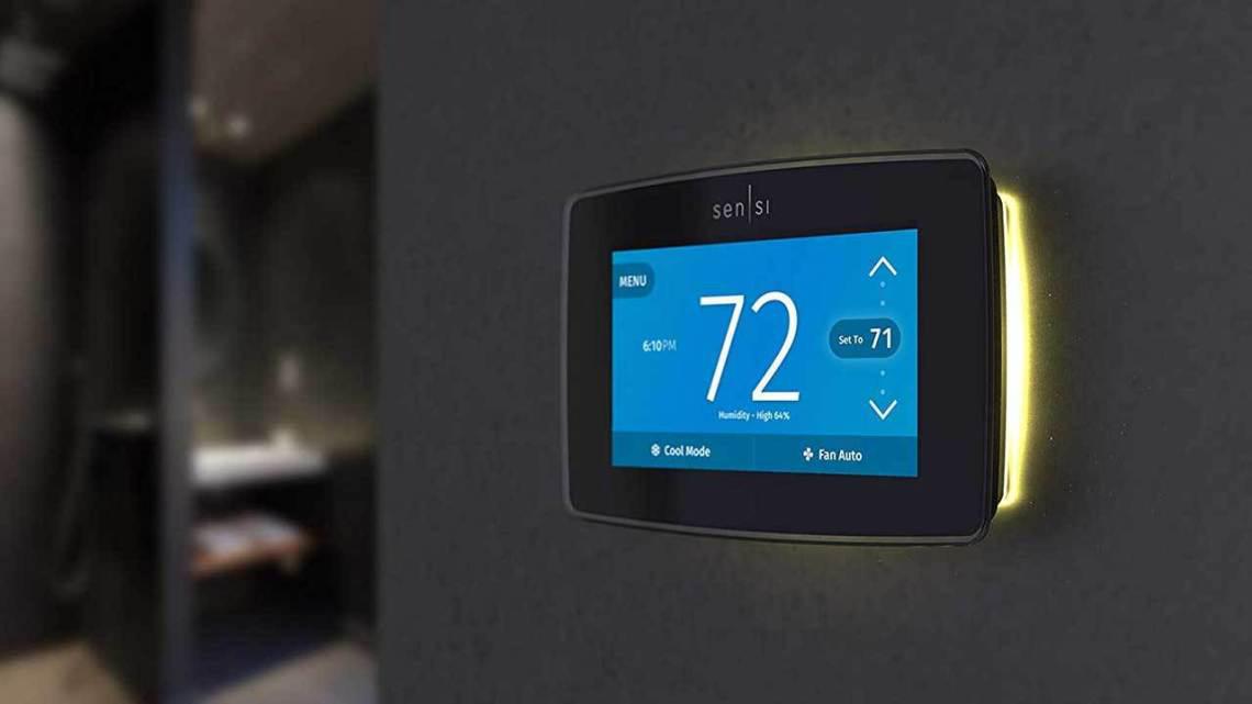 comprar un termostato wifi barato