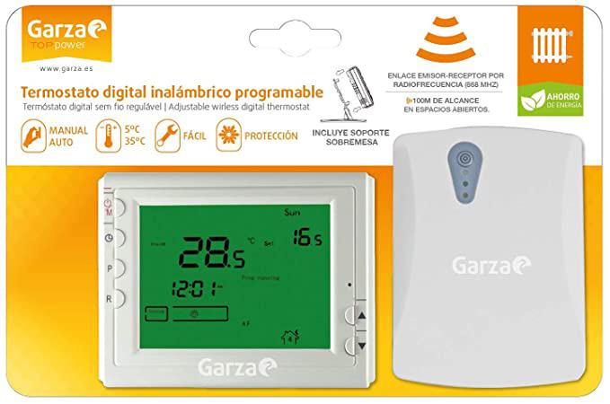 termostato Garza