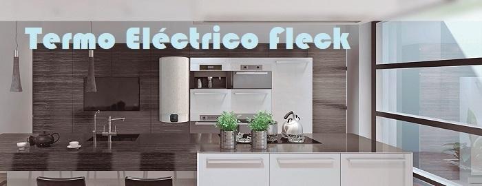 Termo Eléctrico Fleck, ¿Cuál elegir al mejor precio?