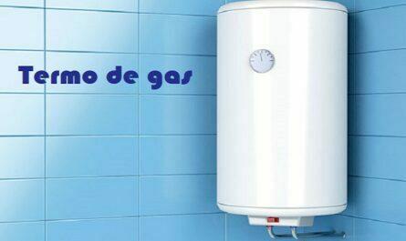 Termo de gas