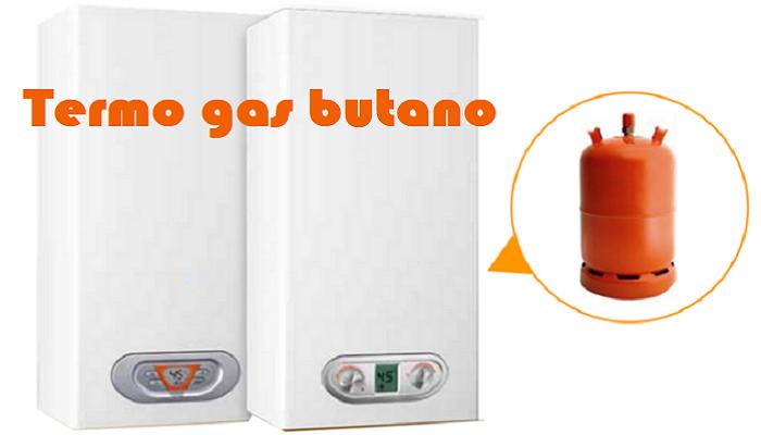 Termo gas butano, ¿Cuál elegiral mejor precio?