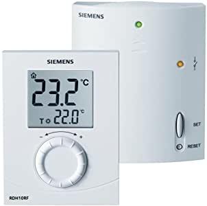 Termostato Siemens RDH10: ¿Merece la pena?